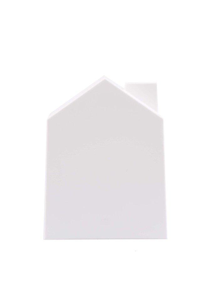 Biely zásobník na vreckovky Umbra Casa