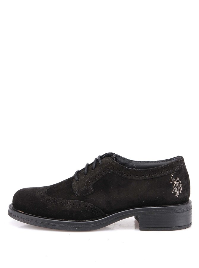U.S. Polo Assn. Pantofi de damă Oxford Irma Black