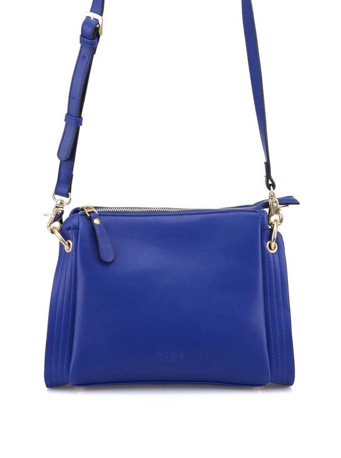 Modrá menší kabelka přes rameno DSUK