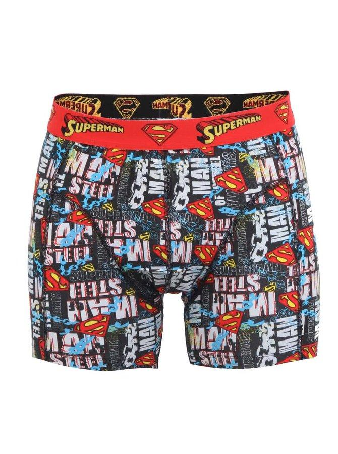 Boxerky Represent Superman
