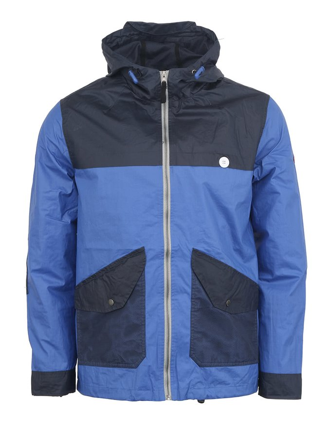 Pánska modrá bunda Bellfield Kyte