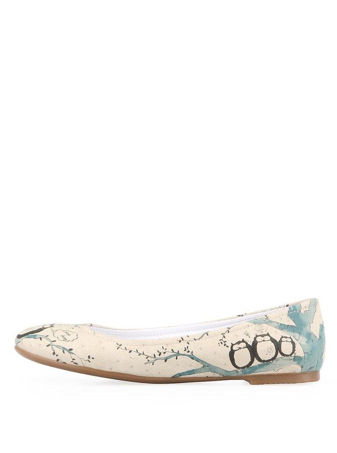 Balerini Dogo cu bufnițe