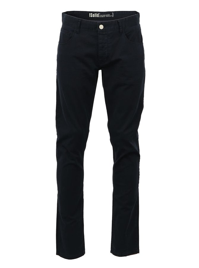 Pantaloni navy Joy de la !Solid