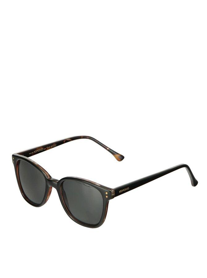 Sluneční brýle Komono Renee Black Tortoise