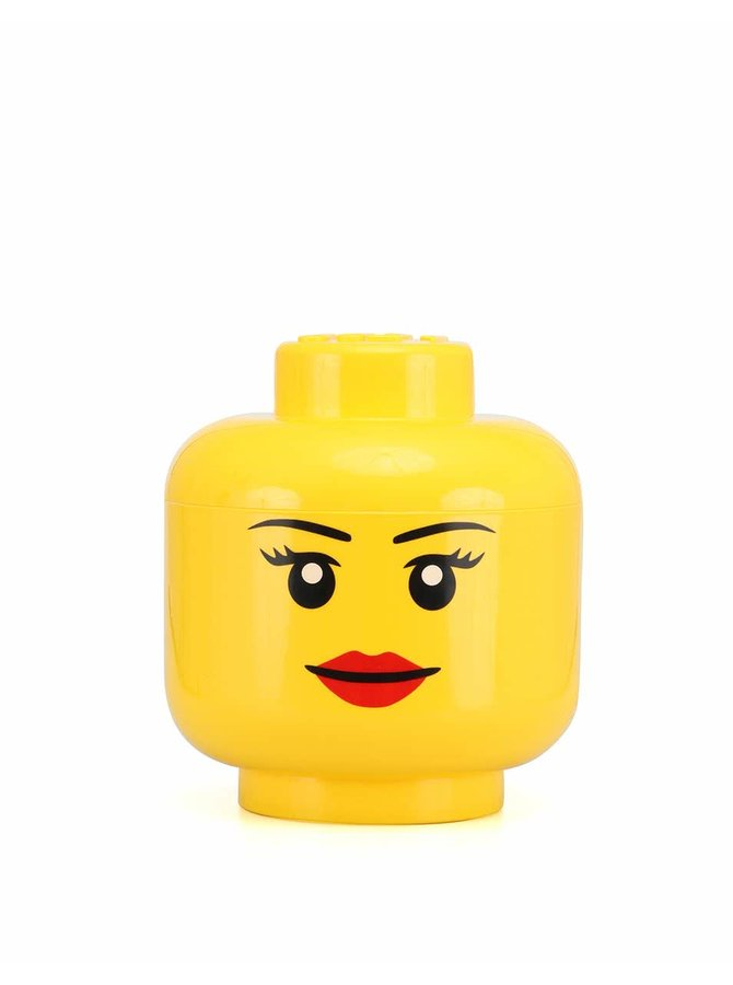 Úložný box Lego Woman 16 x 19
