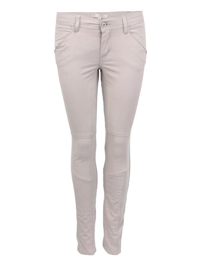 Šedé džíny YAYA s kontrastním pruhem