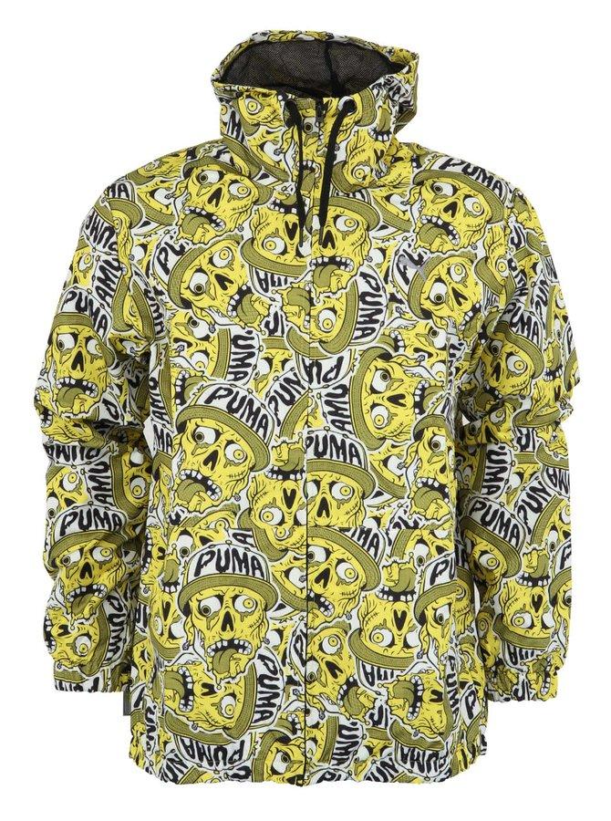 Jachetă statement Puma - galben