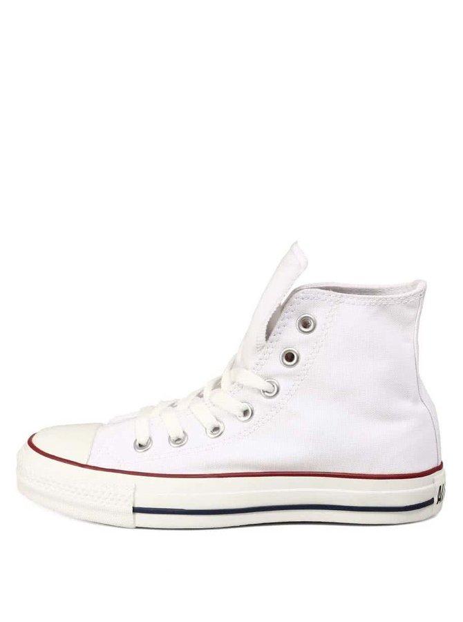 Bílé unisex kotníkové tenisky Converse Chuck Taylor All Star