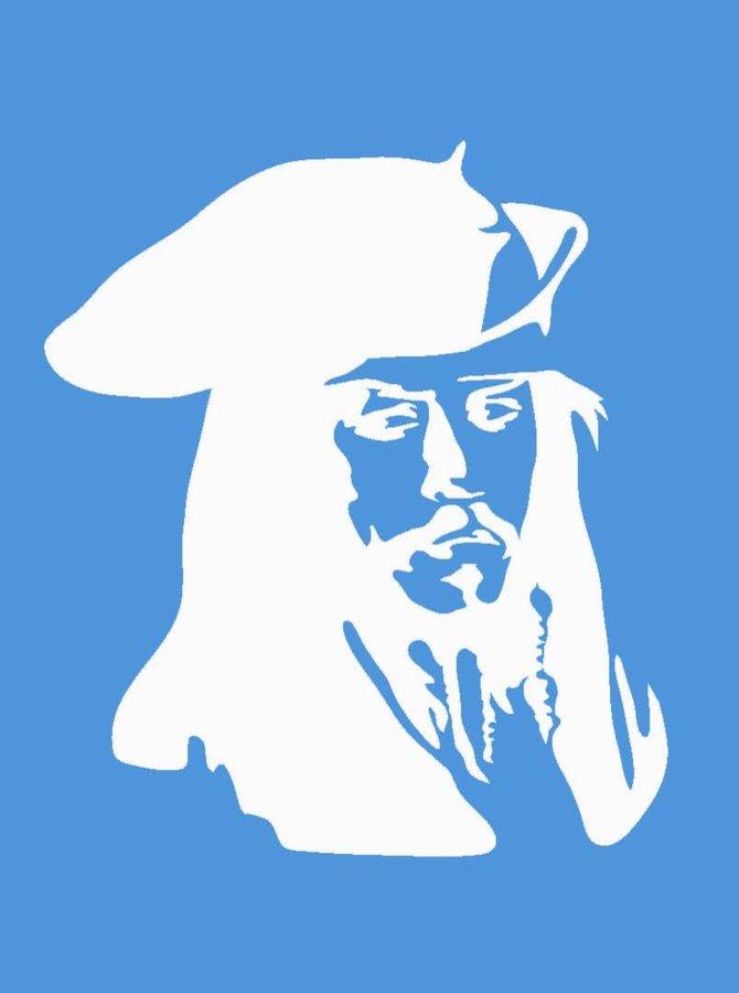 Samolepka Ambiance Jack Sparrow