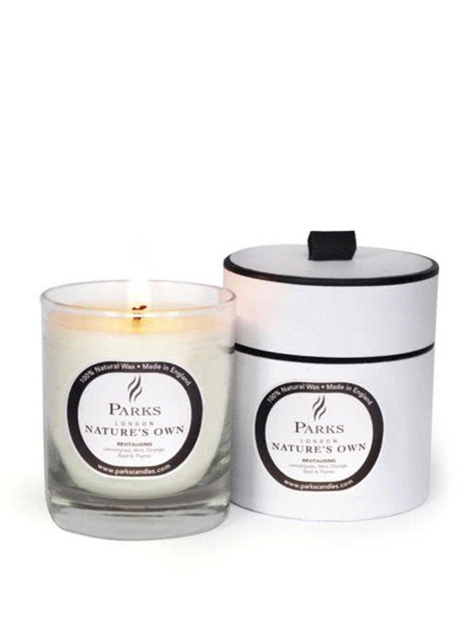 Aromatická svíčka s budivými účinky Parks London