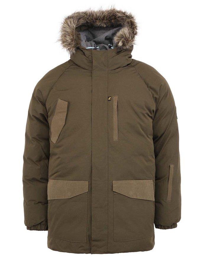 Jachetă kaki Fat Moose Arctic Explorer