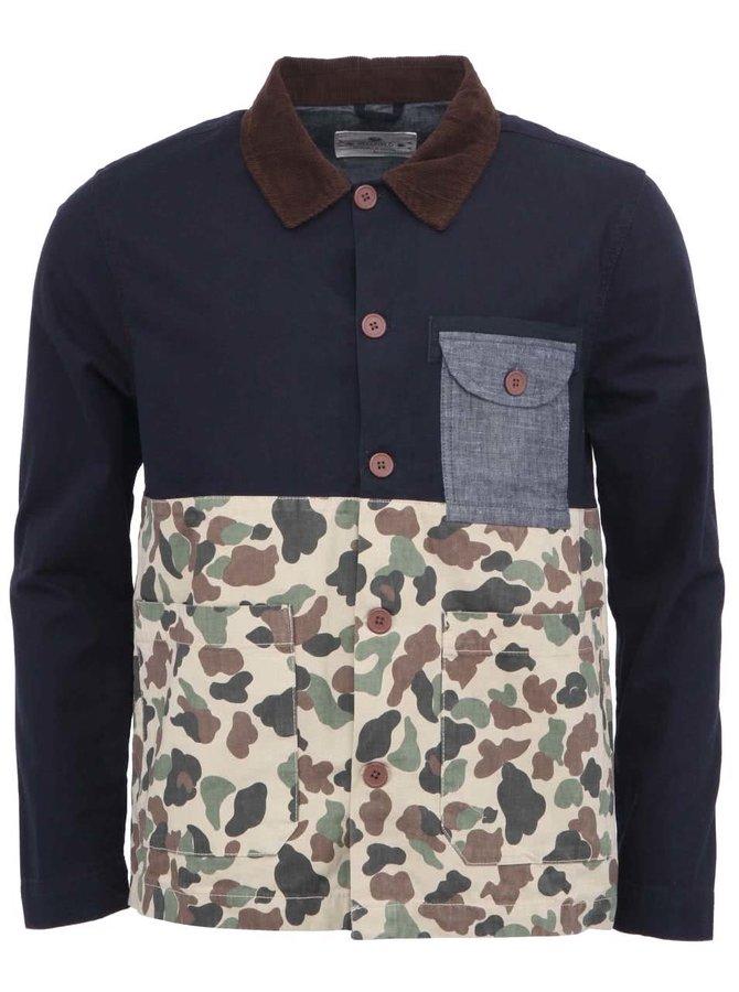 Jachetă bărbătească subțire albastru Kano Bellfield