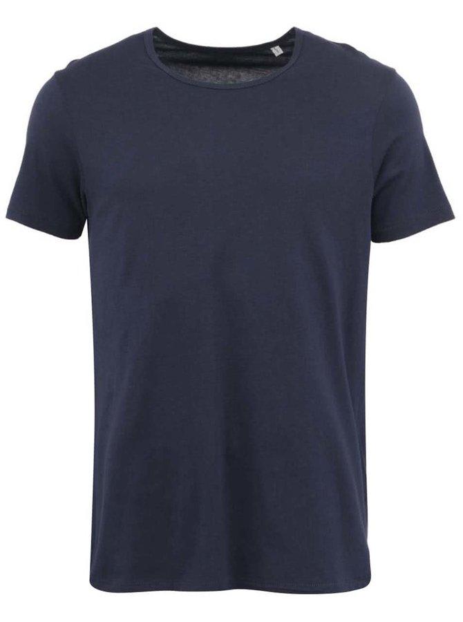 Tricou bărbătesc Adores de la Stanley & Stella - bleumarin