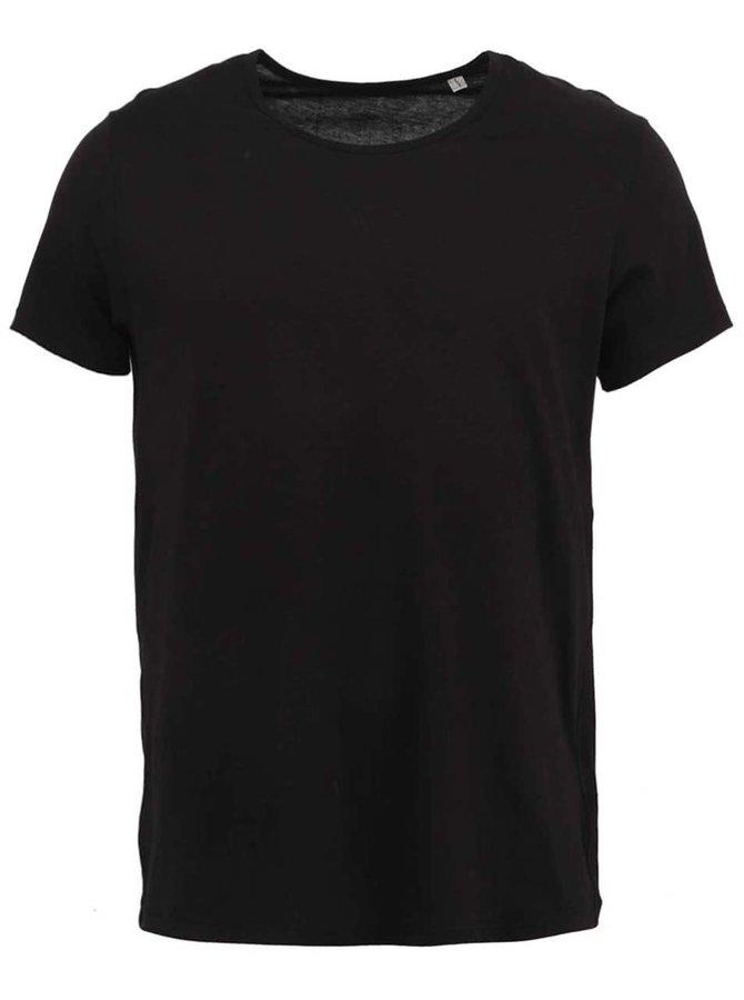 Tricou bărbătesc Adores Stanley & Stella - negru