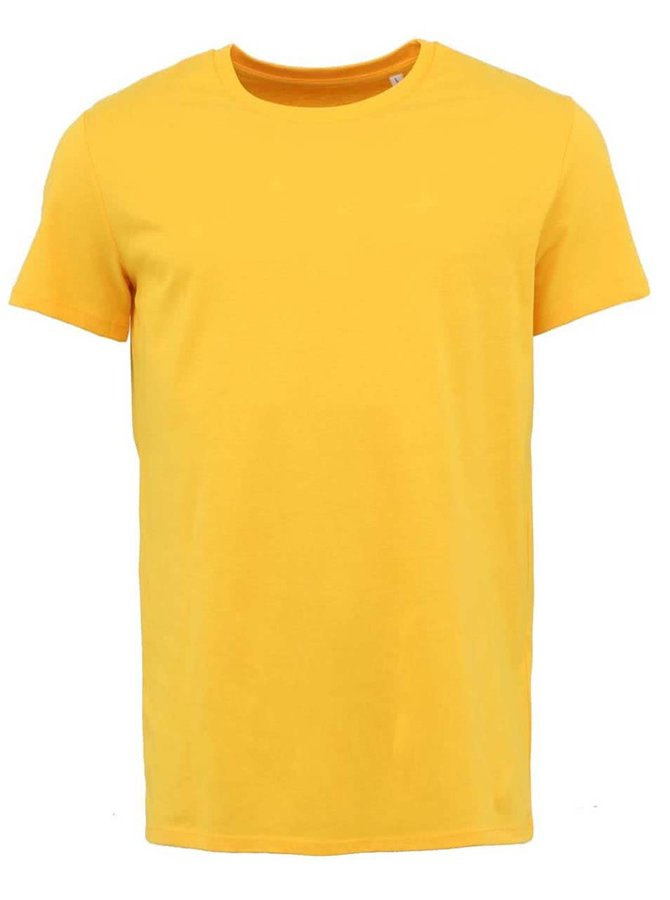 Žlté pánske tričko Stanley & Stella Leads