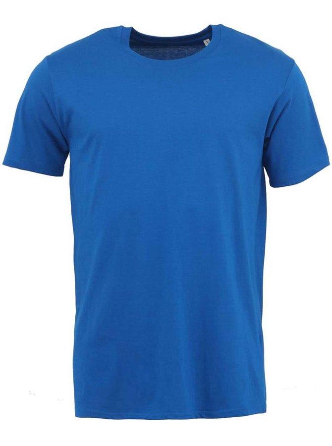 Modré pánske tričko Stanley & Stella Acts