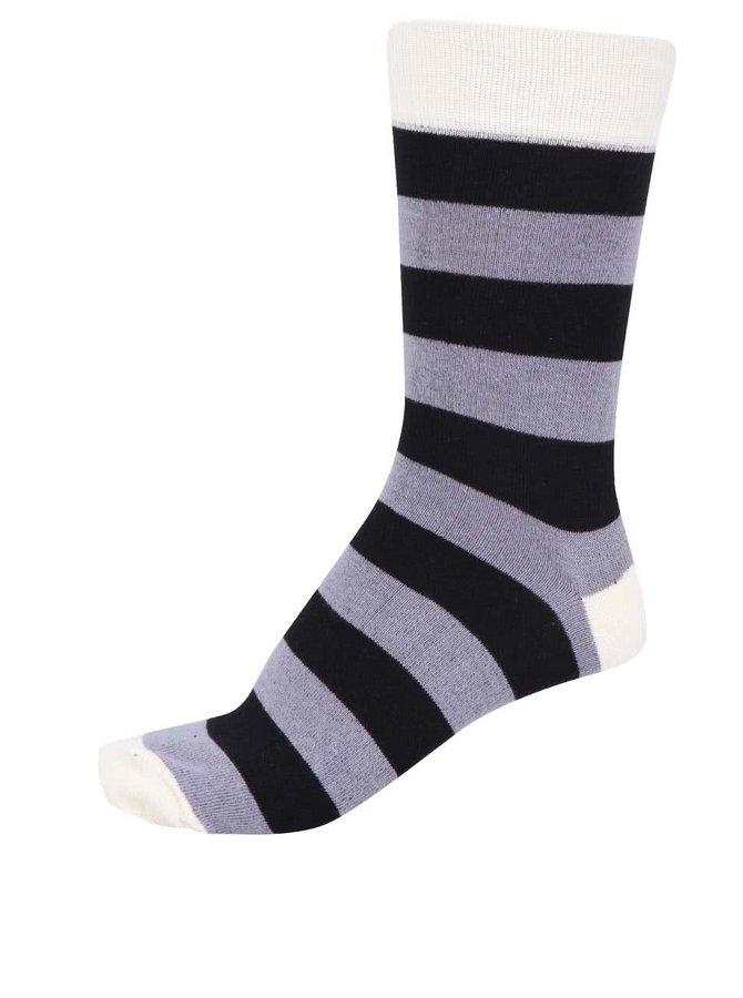 Pánské ponožky Cheapo Big Stripe 3