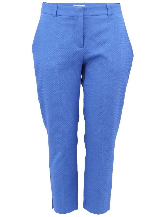Modré osminkové nohavice Almar