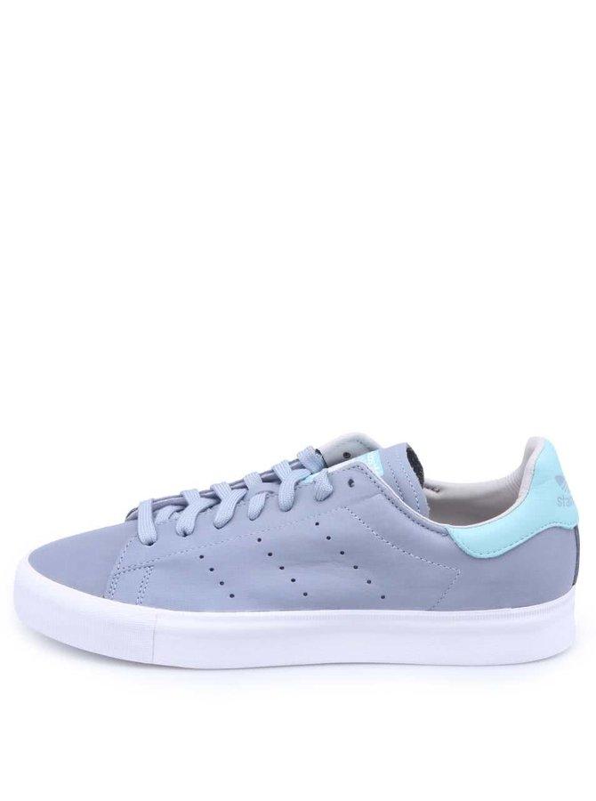 Pantofi de sport bărbătești, gri, Stan Smith de la Adidas Originals