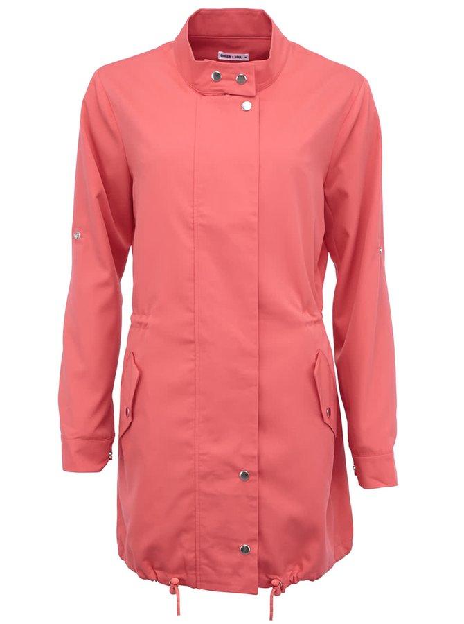 Jachetă lungă corai de la GINGER+SOUL