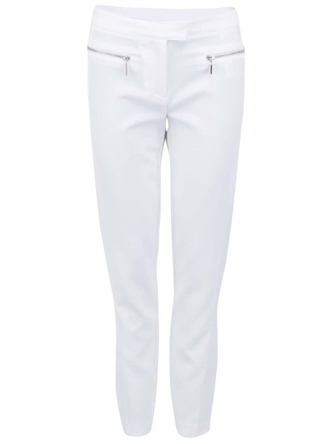 Bílé kalhoty Vero Moda Sweet
