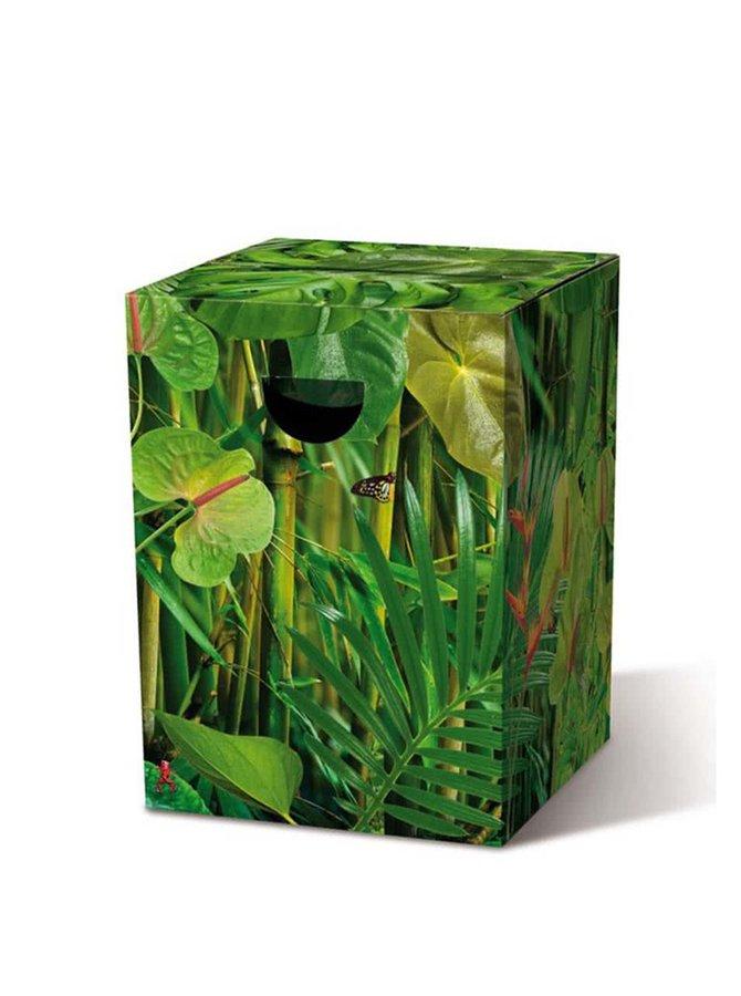 Skladacia stolička Remember Jungle s nádychom prírody