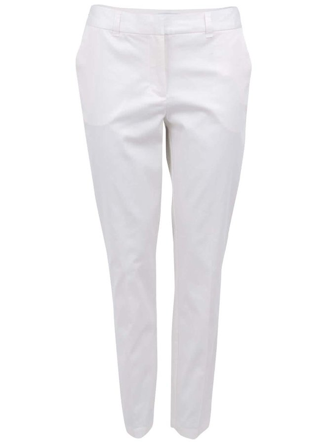 Bílé kalhoty VERO MODA Globe