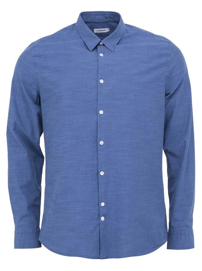 Modrá košeľa J.Lindenberg Frank Dani
