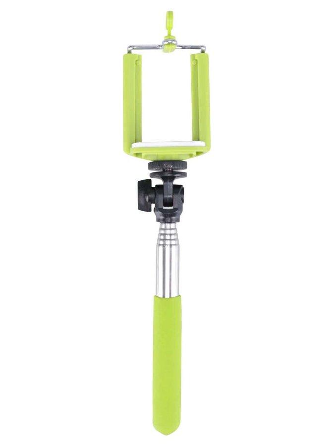 Stick pentru selfie verde, Hello Ferretti
