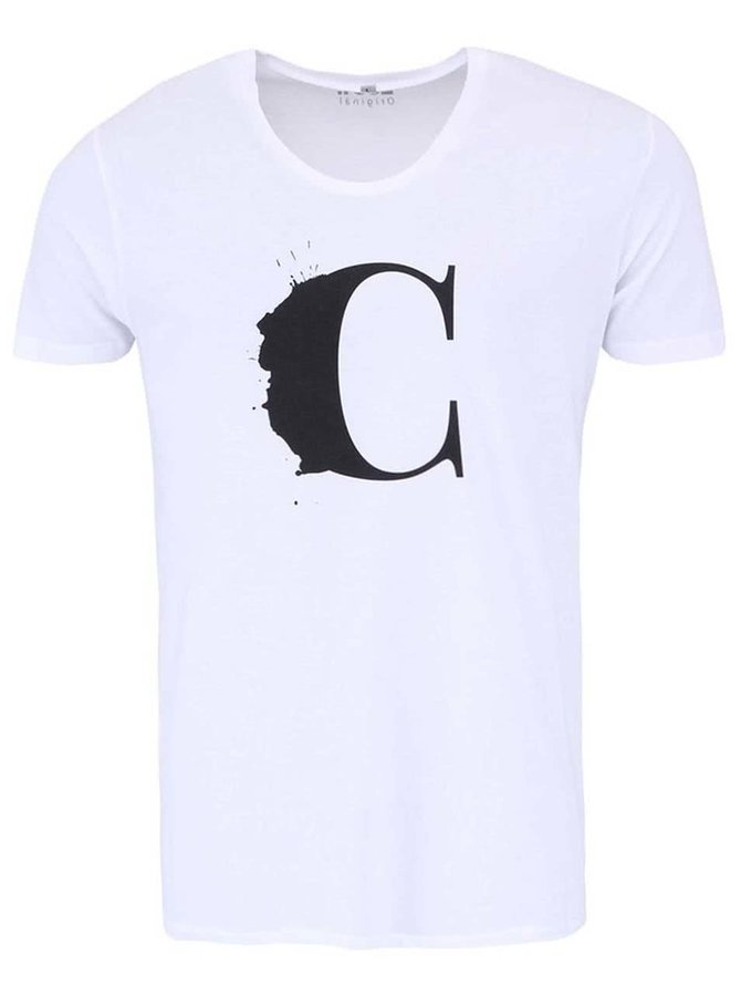 Biele unisex tričko ZOOT Originál C
