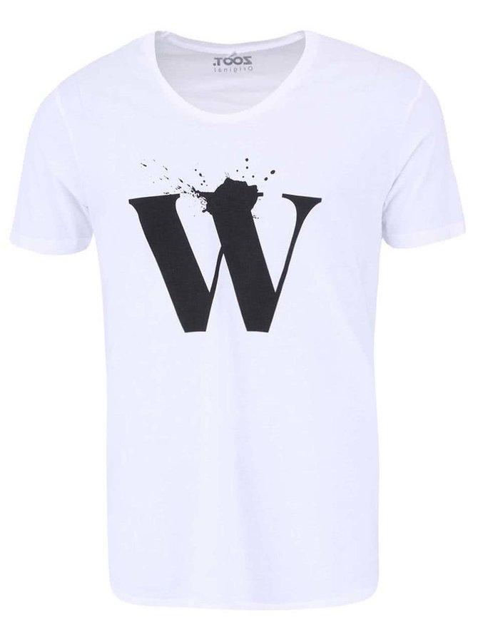 Biele unisex tričko ZOOT Originál W