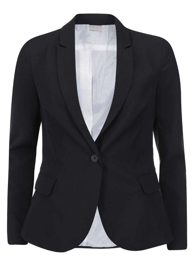 Čierne sako Vero Moda Roro