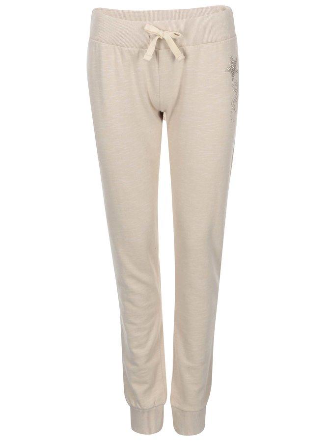 Pantaloni de trening largi de la DEHA - Bej