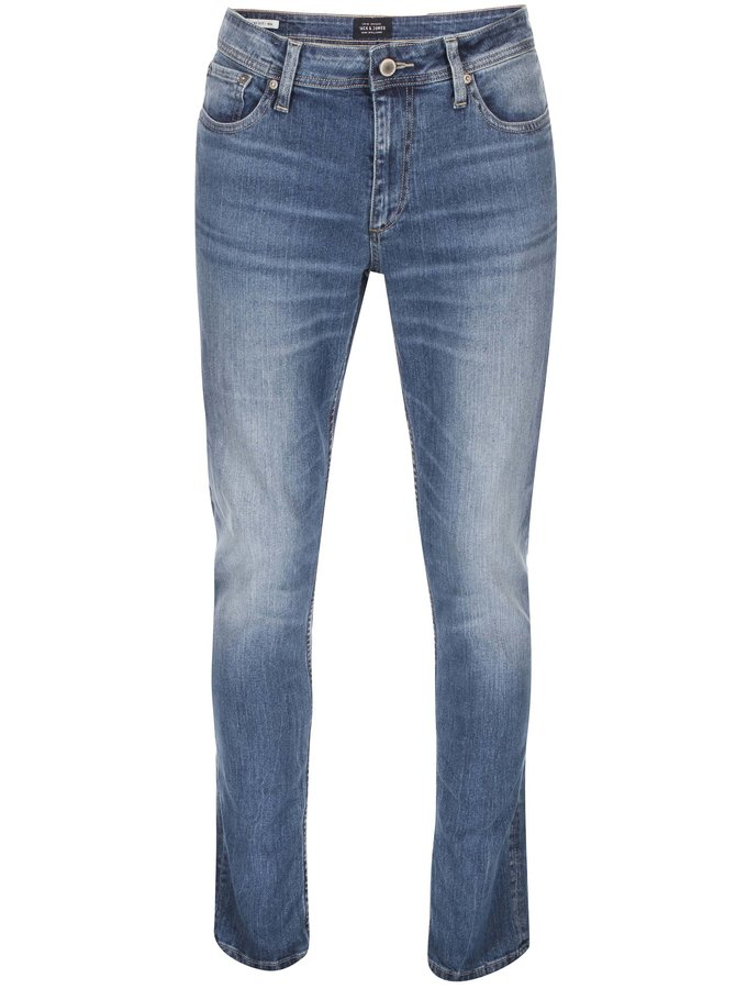 Svetlomodré skinny rifle Jack & Jones Ben