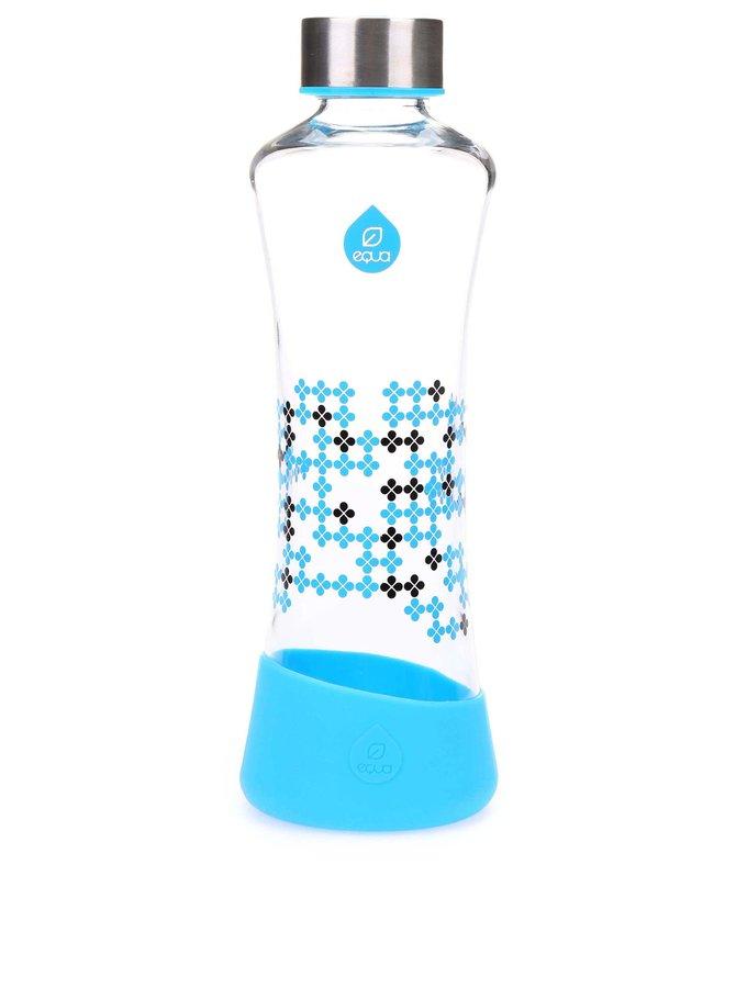 Sticlă turcoaz, 550 ml, CMYK SQUEEZE, EQUA