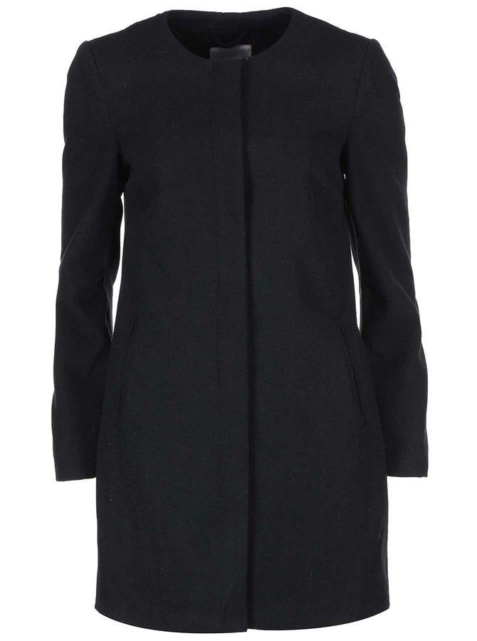 Palton de damă Louise Daisy, trei sferturi, de la VERO MODA, negru