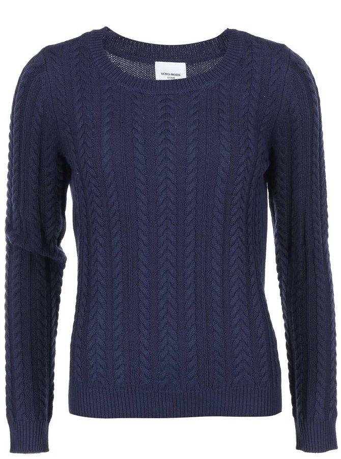 Bluză Walnut, de la Vero Moda, bleumarin, din bumbac