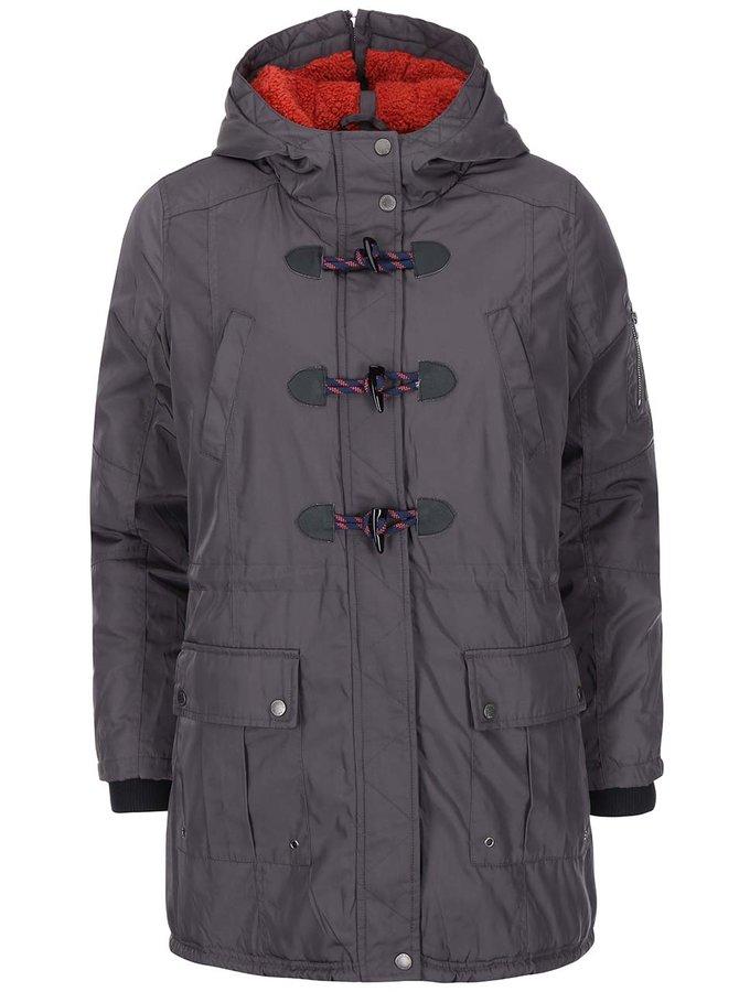 Jachetă gri închis de damă Bellfield Crawley