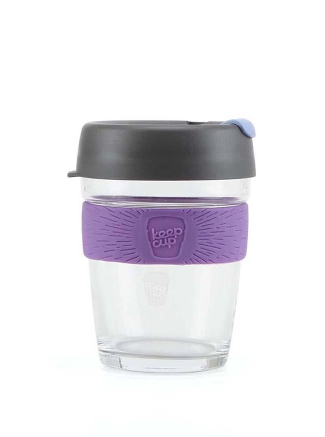 Dizajnový cestovný sklenený hrnček KeepCup Brew Potion Medium