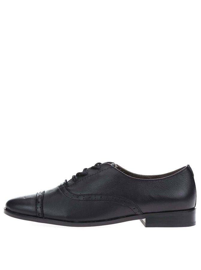 Pantofi de damă Toms Mobr din piele, negri