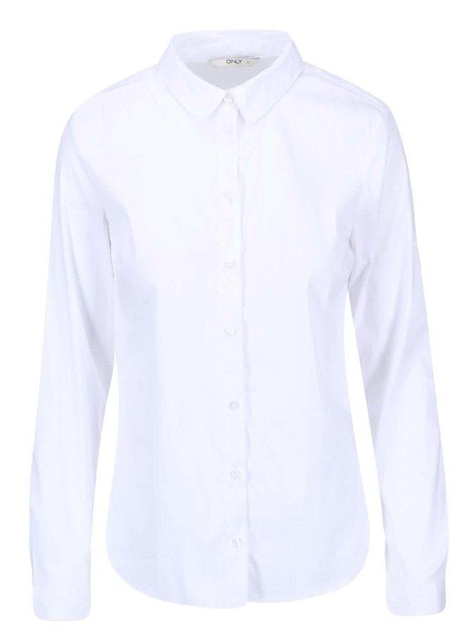 Biela dámska košeľa ONLY Street