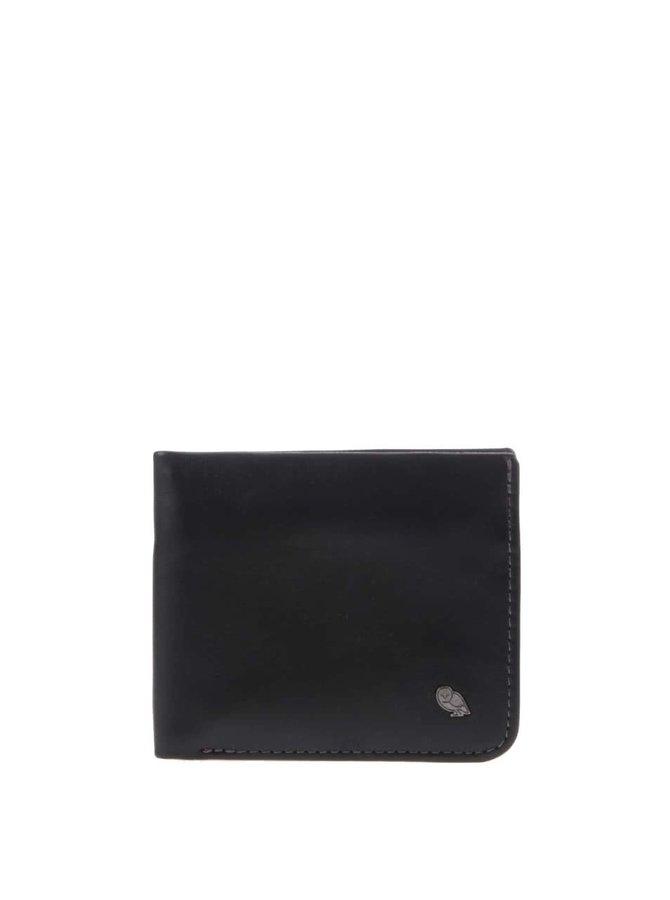 Čierna kožená peňaženka Bellroy Hide & Seek