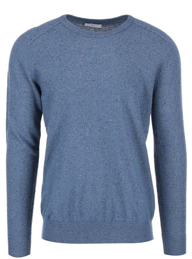 Modrý pánský svetr Selected Homme Josh