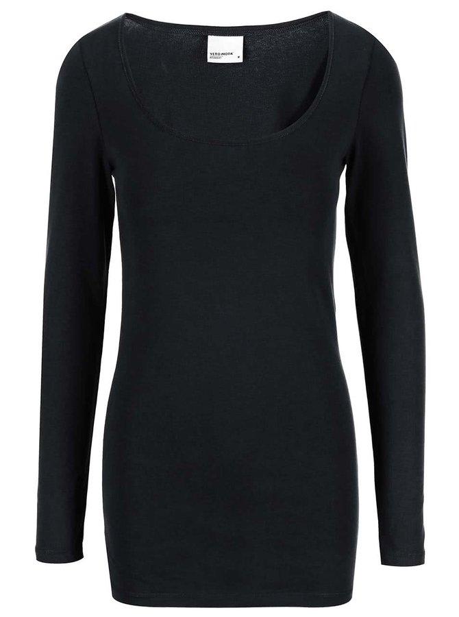 Bluză Vero Moda Maxi My neagră