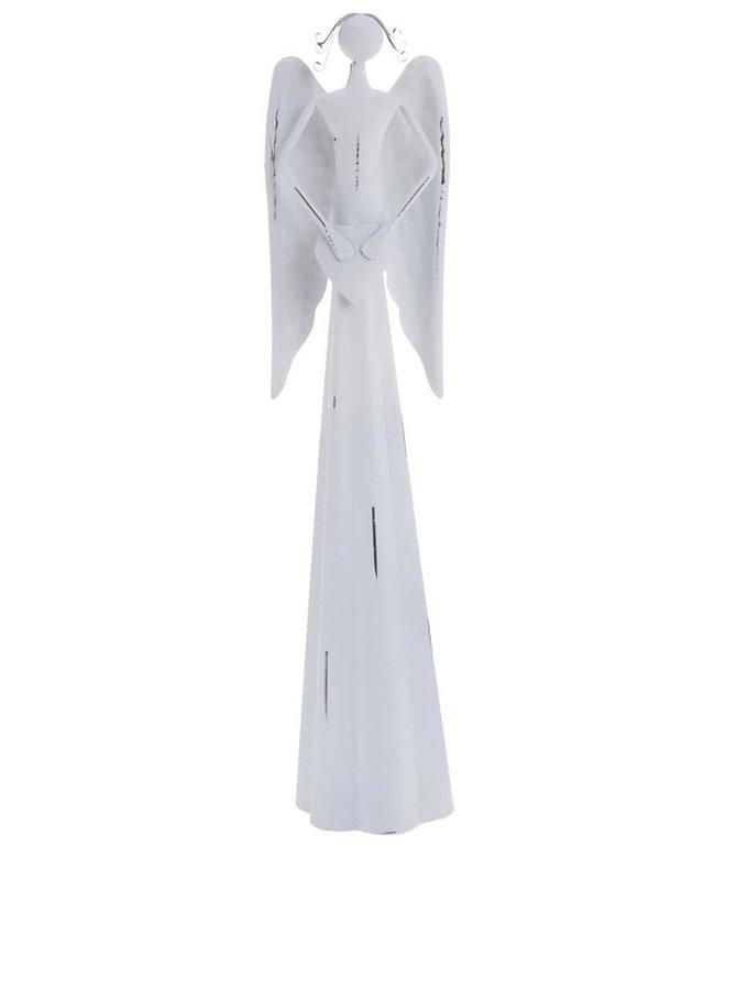 Decorațiune Dakls în formă de înger alb