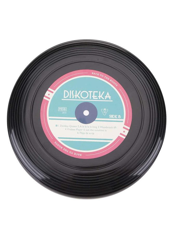 Černé frisbee Donkey Diskoteka