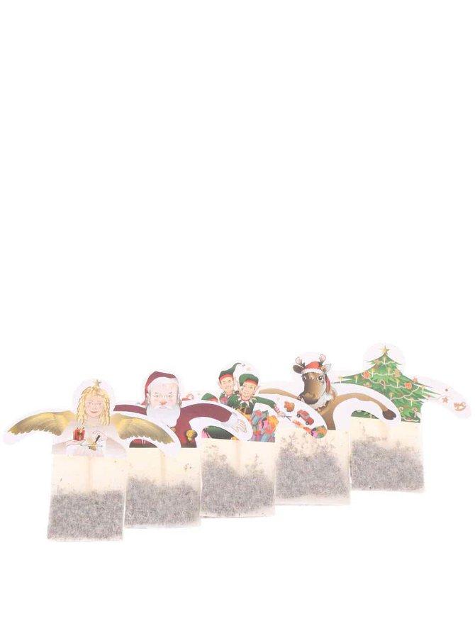 Vtipné vánoční čaje Donkey Ho! Ho! Ho!