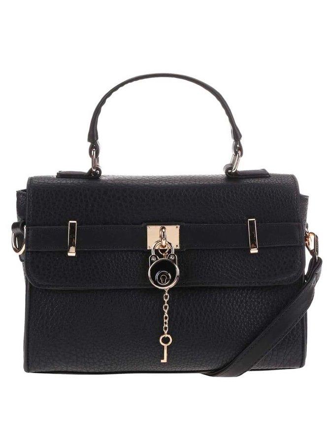 Černá menší kabelka Gionni Sybil