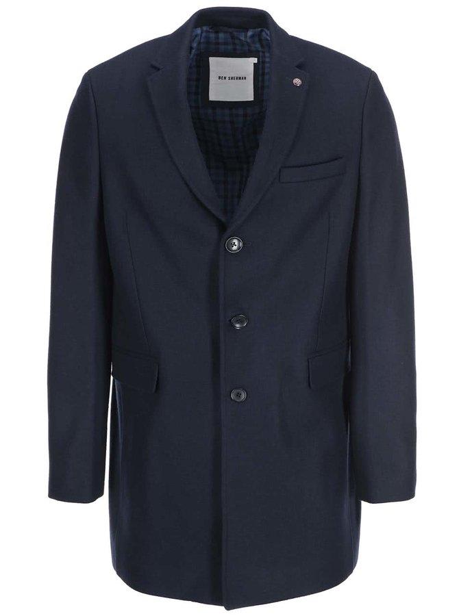 Palton de la Ben Sherman - bleumarin