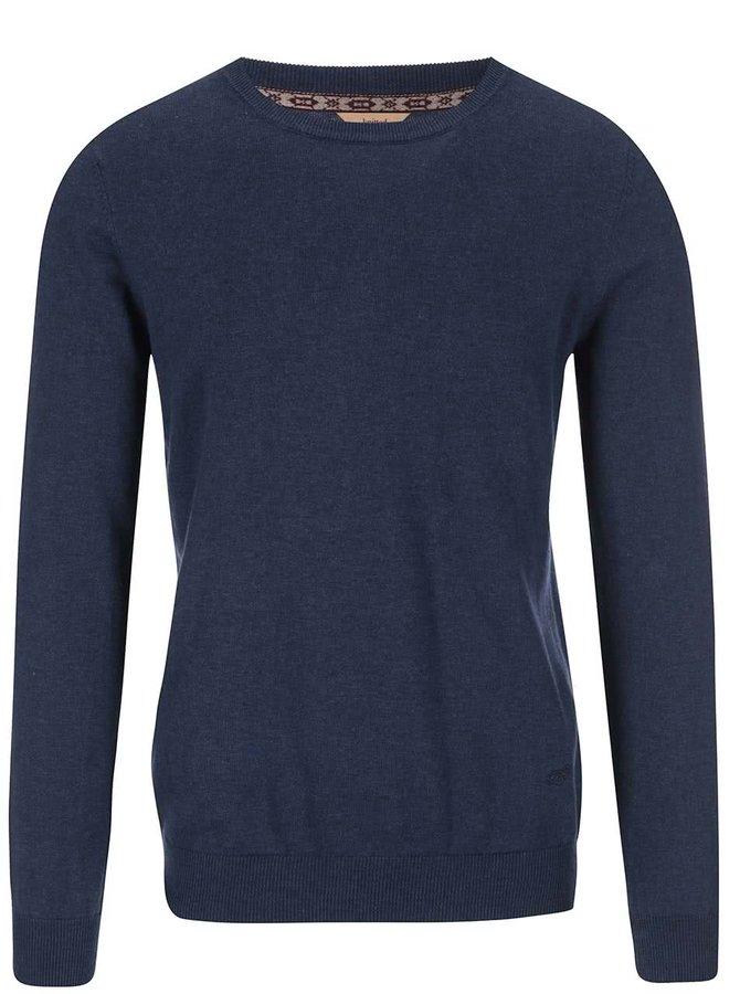 Modrý ľahký sveter Bertoni Frederik